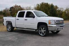 2013_Chevrolet_Silverado 1500_CREWCAB 4WD LOW MILES! LOADED! LIKE NEW!!_ Norman OK