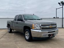 2013_Chevrolet_Silverado 1500_LS Extended Cab 2WD_ Terrell TX