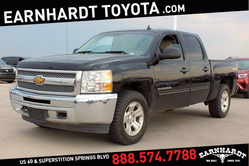 2013 Chevrolet Silverado 1500 LT 4WD *WELL MAINTAINED* Mesa AZ