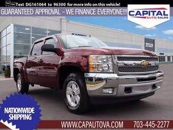 2013_Chevrolet_Silverado 1500_LT_ Chantilly VA