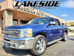2013_Chevrolet_Silverado 1500_LT Crew Cab 4WD_ Colorado Springs CO