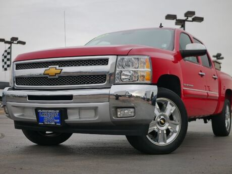 2013 Chevrolet Silverado 1500 LT Crew Cab Colorado Springs CO