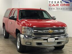 2013_Chevrolet_Silverado 1500_LT EXT CAB Z71 4WD ALL STAR EDITION AUTOMATIC CRUISE CONTROL TOW HITCH BED CAMPER_ Carrollton TX