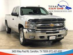 2013_Chevrolet_Silverado 1500_LT EXTENDED CAB Z71 4WD AUTOMATIC CRUISE CONTROL ALLOY WHEELS TO_ Carrollton TX
