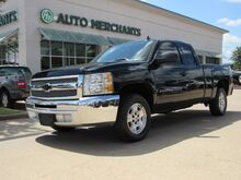 2013_Chevrolet_Silverado 1500_LT Ext. Cab 2WD CLOTH SEATS NAVIGATION, BLUETOOTH CONNECTIVITY, CLIMATE CONTROL, AUX INPUT CD PLAYER_ Plano TX