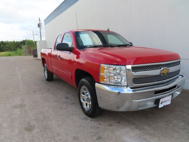 2013 Chevrolet Silverado 1500 LT Ext. Cab 2WD Dallas TX