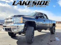 2013_Chevrolet_Silverado 1500_LT Ext. Cab 4WD_ Colorado Springs CO