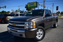 2013_Chevrolet_Silverado 1500_LT Ext. Cab 4WD_ Houston TX