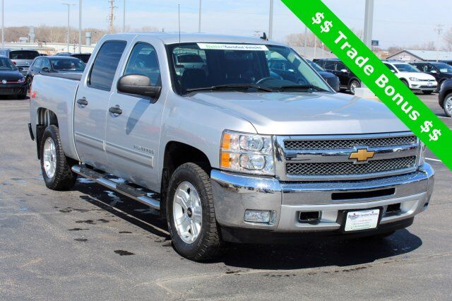 2013 Chevrolet Silverado 1500 LT Green Bay WI