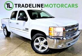 2013_Chevrolet_Silverado 1500_LT LEATHER, REAR VIEW CAMERA, CRUISE CONTROL AND MUCH MORE!!!_ CARROLLTON TX