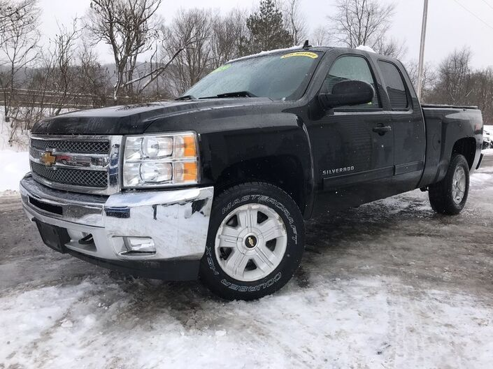 2013 Chevrolet Silverado 1500 LT Rock City NY