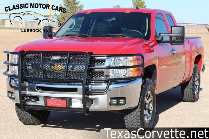 2013 Chevrolet Silverado 1500 LT Lubbock TX
