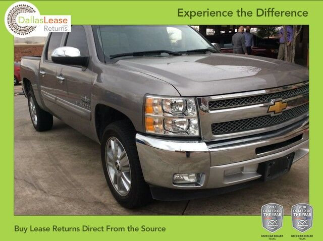 2013 Chevrolet Silverado 1500 LT Texas Edition Dallas TX
