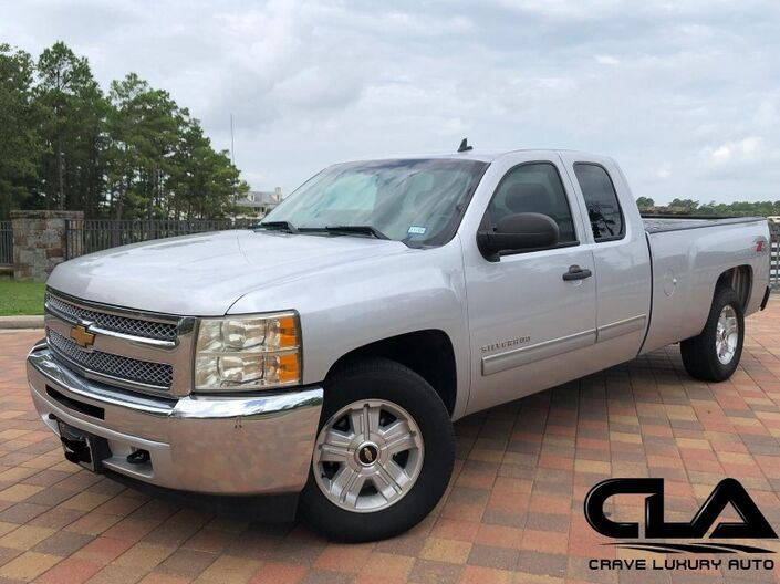 2013 Chevrolet Silverado 1500 LT The Woodlands TX