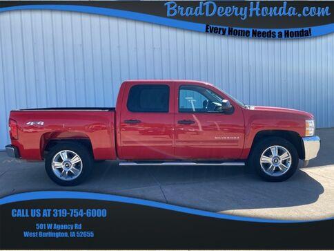 2013_Chevrolet_Silverado 1500_LT_ West Burlington IA