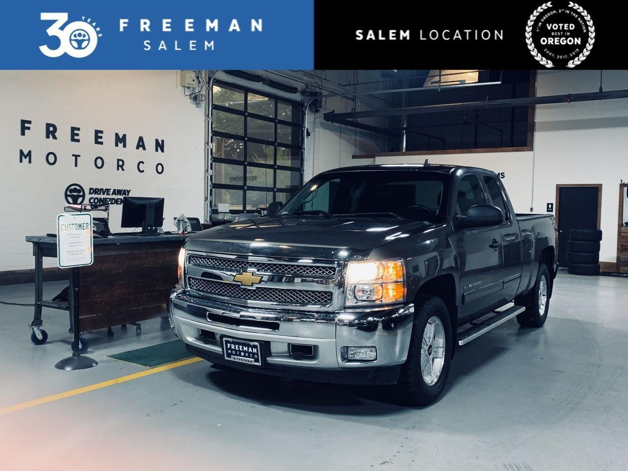 2013 Chevrolet Silverado 1500 LT Z71 All-Star Edition Backup Cam Remote Start Salem OR