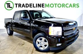 2013_Chevrolet_Silverado 1500_LTZ REAR VIEW CAMERA, BLUETOOTH, LEATHER AND MUCH MORE!!!_ CARROLLTON TX