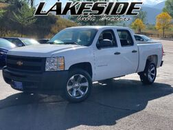 2013_Chevrolet_Silverado 1500_Work Truck Crew Cab Short Box 2WD_ Colorado Springs CO