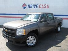 2013_Chevrolet_Silverado 1500_Work Truck Crew Cab Short Box 2WD_ Dallas TX
