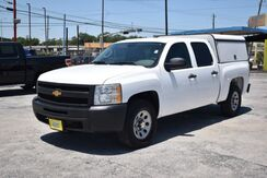 2013_Chevrolet_Silverado 1500_Work Truck Crew Cab Short Box 4WD_ Houston TX