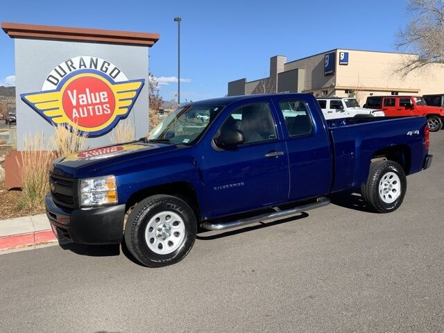 2013 Chevrolet Silverado 1500 Work Truck Durango CO