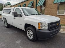 2013_Chevrolet_Silverado 1500_Work Truck Long Box 2WD_ Knoxville TN