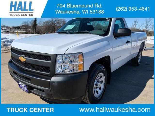 2013 Chevrolet Silverado 1500 Work Truck Waukesha WI