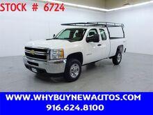 2013_Chevrolet_Silverado 2500HD_~ 4x4 ~ Extended Cab ~ Only 63K Miles!_ Rocklin CA