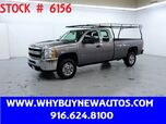 2013 Chevrolet Silverado 2500HD ~ 4x4 ~ Extended Cab ~ Only 71K Miles!