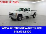 2013 Chevrolet Silverado 2500HD ~ Extended Cab ~ Only 68K Miles!