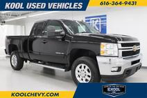 2013 Chevrolet Silverado 2500HD 4WD Ext Cab 144.2 LTZ Grand Rapids MI
