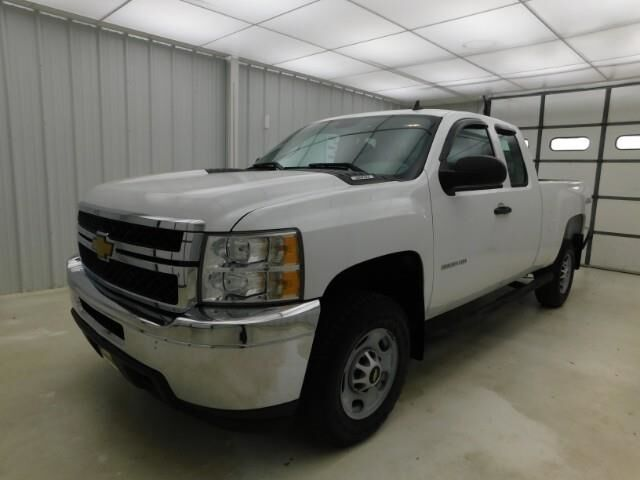 2013 Chevrolet Silverado 2500HD 4WD Ext Cab 144.2 Work Truck Manhattan KS