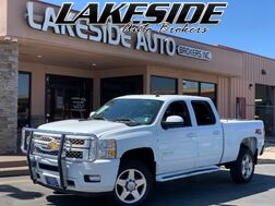 2013_Chevrolet_Silverado 2500HD_LT Crew Cab Long Box 4WD_ Colorado Springs CO