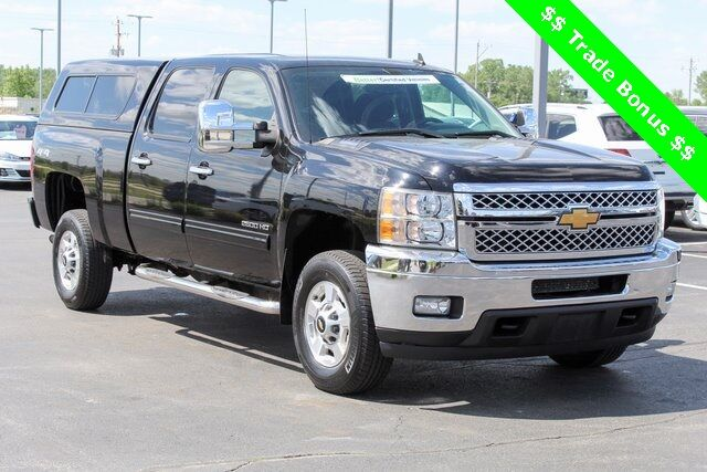 2013 Chevrolet Silverado 2500HD LT Green Bay WI