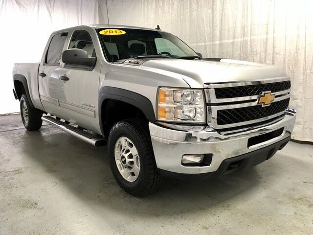 2013 Chevrolet Silverado 2500HD LT Wyoming MI