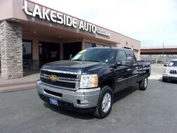2013_Chevrolet_Silverado 2500HD_LTZ Crew Cab 4WD_ Colorado Springs CO