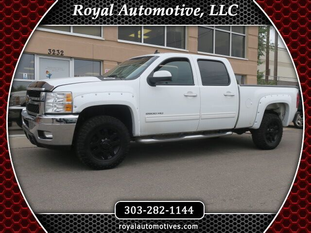 2013 Chevrolet Silverado 2500HD LTZ Englewood CO