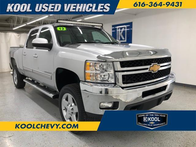 2013 Chevrolet Silverado 2500HD LTZ Grand Rapids MI