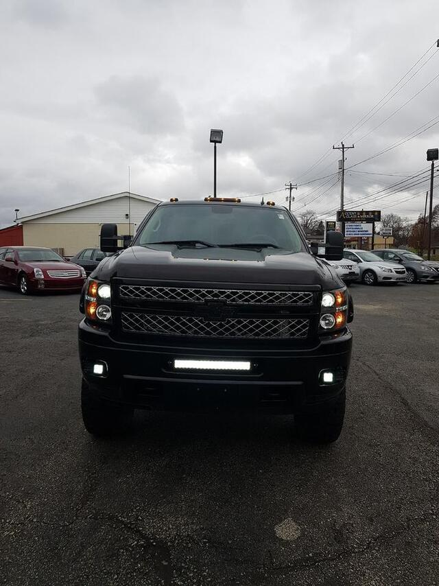 2013 Chevrolet Silverado 2500HD LTZ North Versailles PA