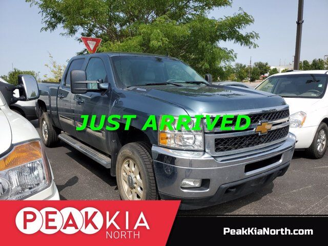 2013 Chevrolet Silverado 2500HD LTZ Windsor CO