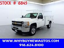 2013_Chevrolet_Silverado 2500HD_Utility ~ Only 15K Miles!_ Rocklin CA