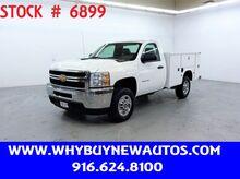 2013_Chevrolet_Silverado 2500HD_Utility ~ Only 35K Miles!_ Rocklin CA