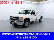 2013_Chevrolet_Silverado 2500HD_Utility ~ Only 65K Miles!_ Rocklin CA