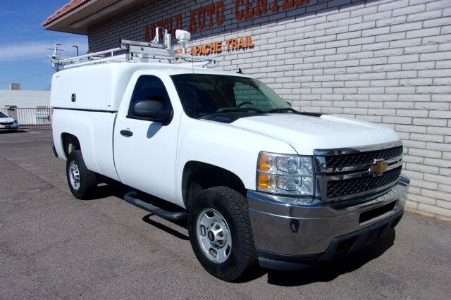 2013 Chevrolet Silverado 2500HD Work Truck Apache Junction AZ