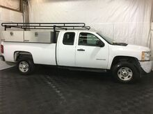 2013_Chevrolet_Silverado 2500HD_Work Truck Ext. Cab Long Box 2WD_ Middletown OH