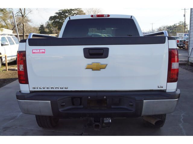 2013 Chevrolet Silverado 2500HD Work Truck Richwood TX