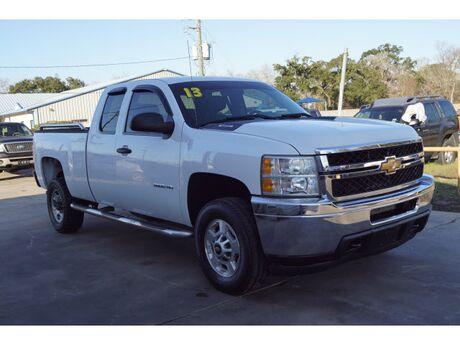 2013 Chevrolet Silverado 2500HD Work Truck Richwood TX