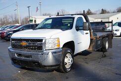 2013_Chevrolet_Silverado 3500HD_Flatbed_ Fort Wayne Auburn and Kendallville IN