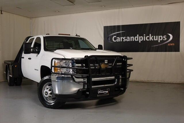 2013 Chevrolet Silverado 3500HD Work Truck Dallas TX