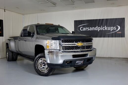 2013 Chevrolet Silverado 3500HD Work Truck Dallas TX
